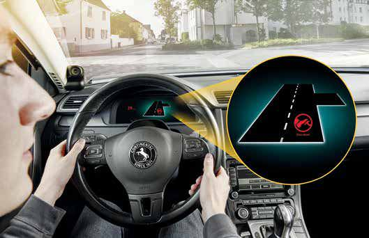 Continental, Tu Darmstadt Develop Machine-learning Advanced Driver Assistance System
