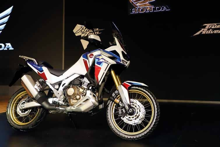 HONDA LAUNCHES 2020 AFRICA TWIN ADVENTURE SPORTS AT ₹15.35 LAKH ONWARD