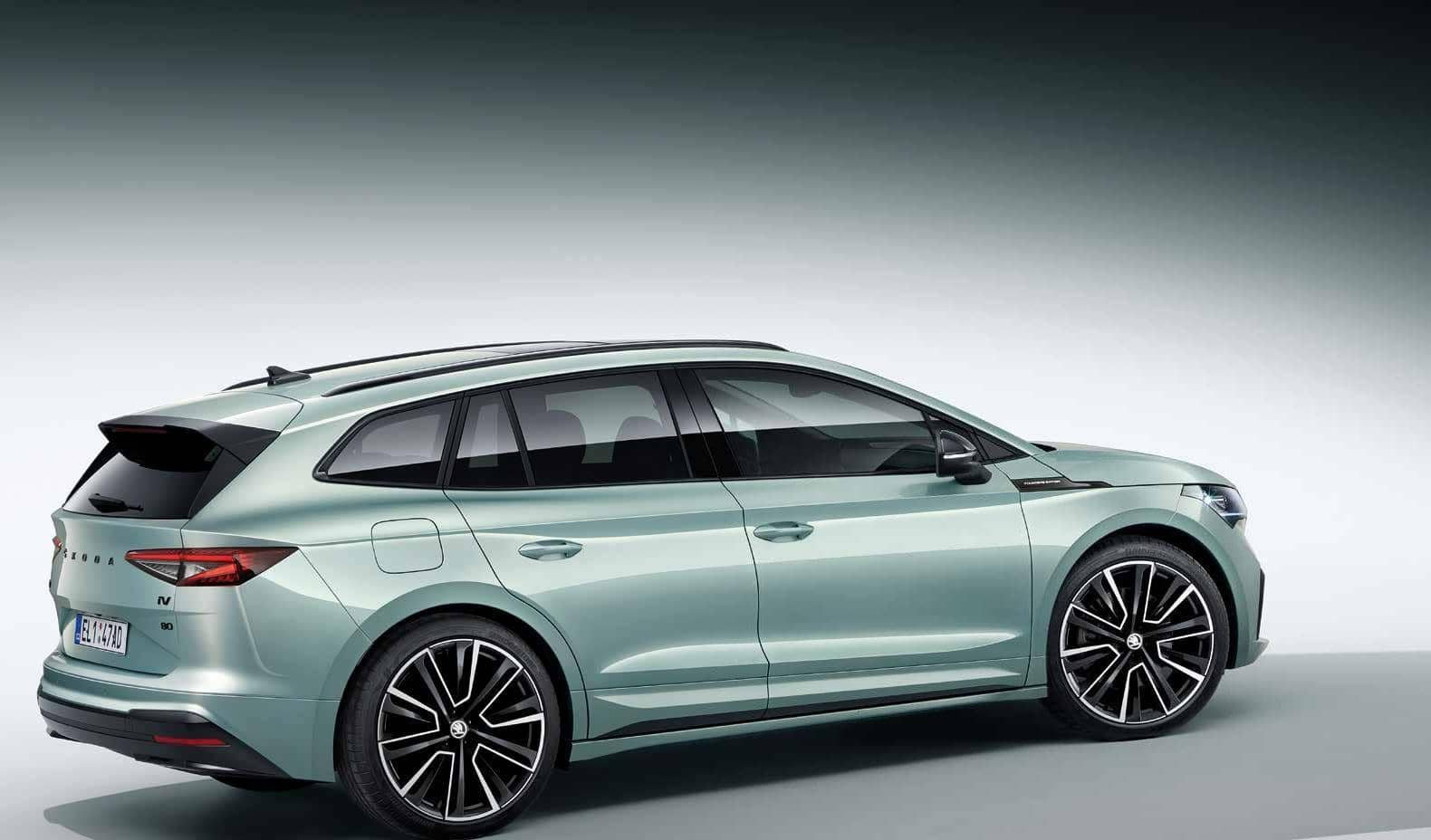 First MEB-based SKODA ENYAQ iV electric SUV launched globally