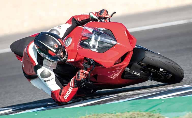 DUCATI launches all new BS6 PANIGALE V2 in India at ₹ 19.99 lakh