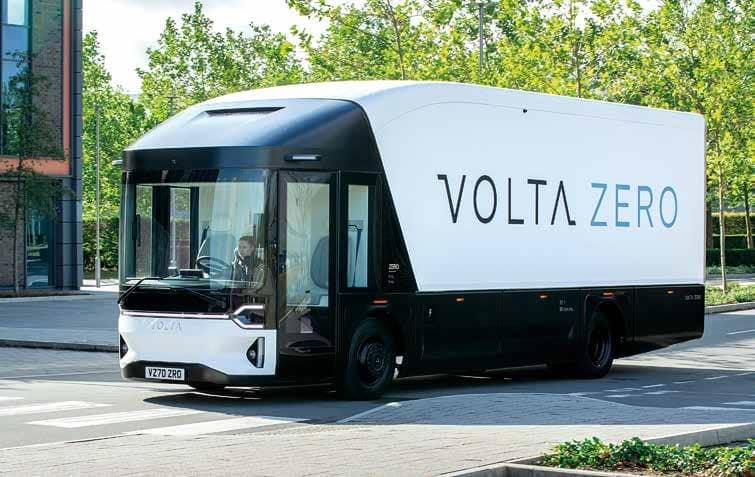 Volta Trucks reveals Volta Zero - First full-electric 16 tonne large CV