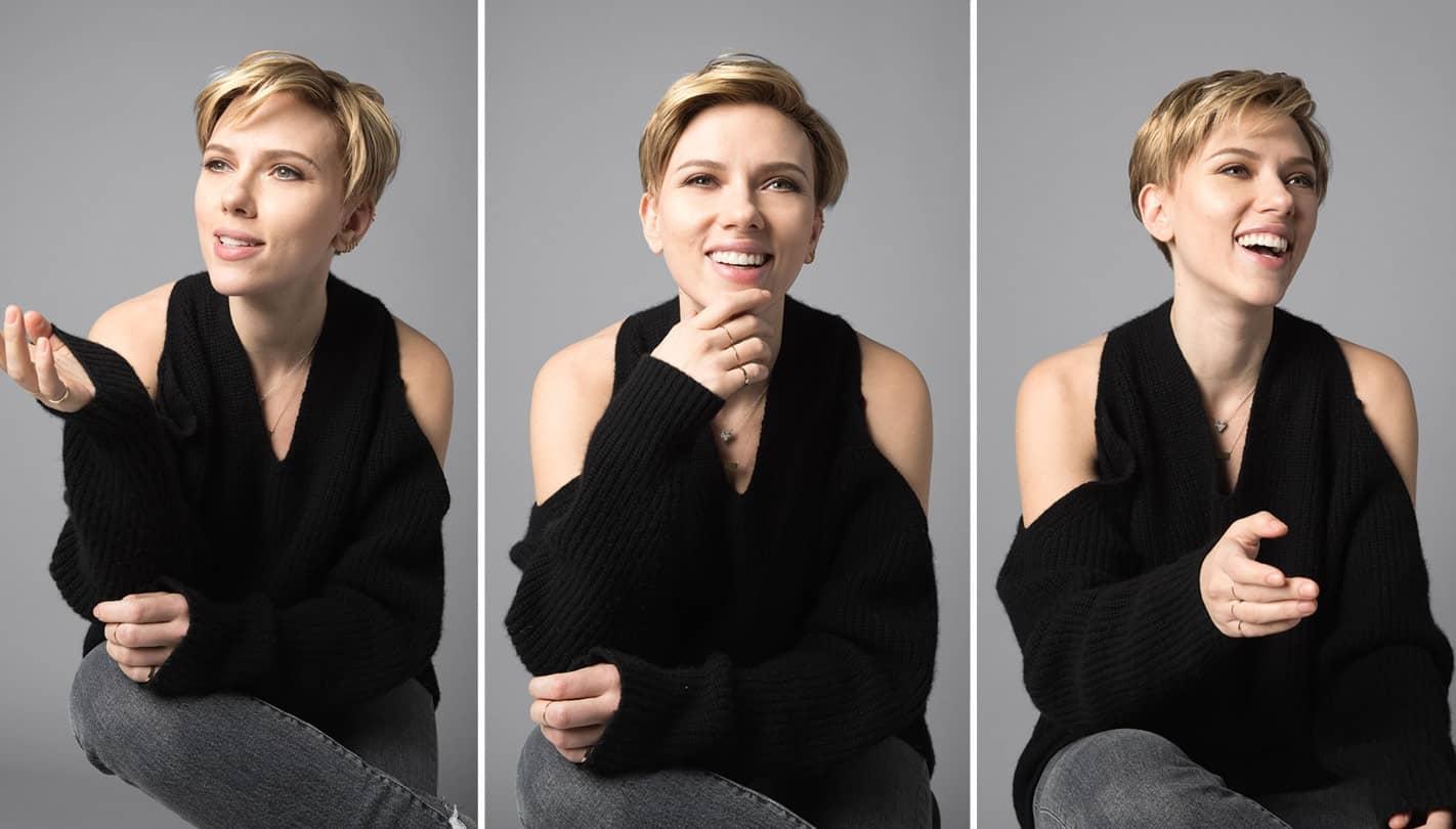 Why Scarlett Johansson Keeps Playing Lethal Superwomen!