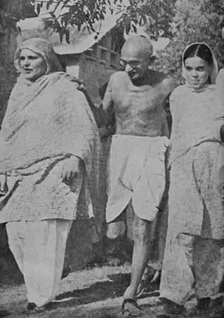 Gandhi And Kashmir