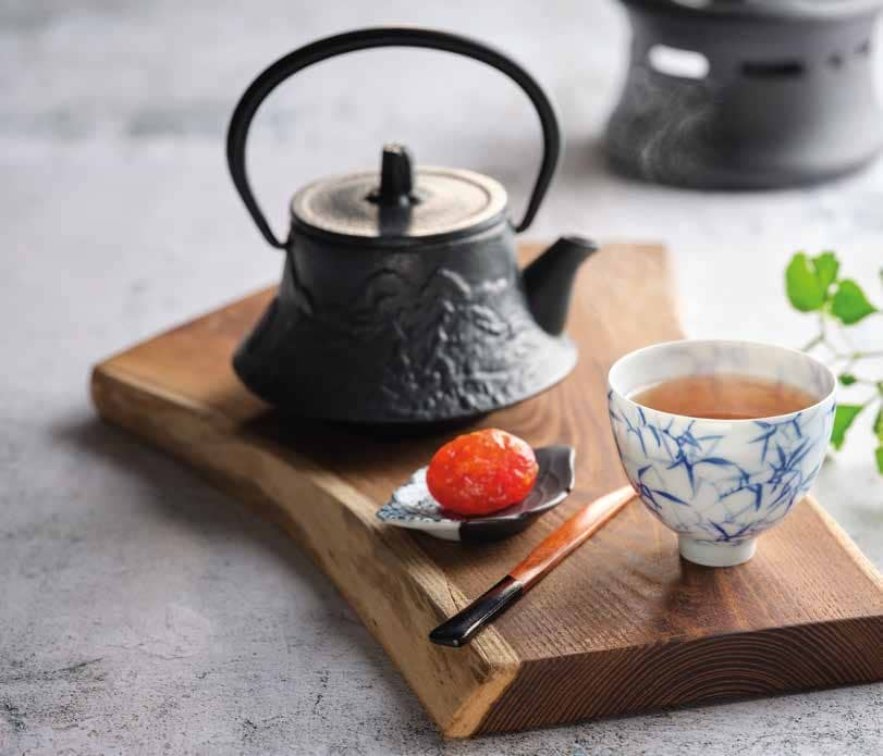 The new art of Chinese tea