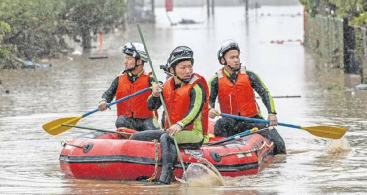 Typhoon Terror