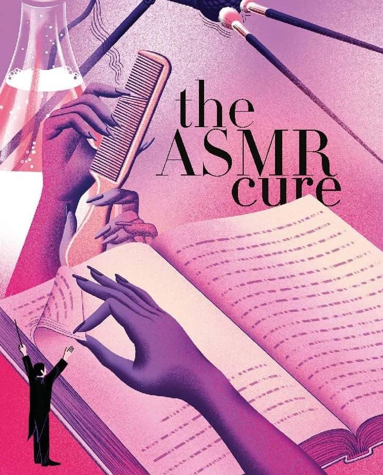 The ASMR cure