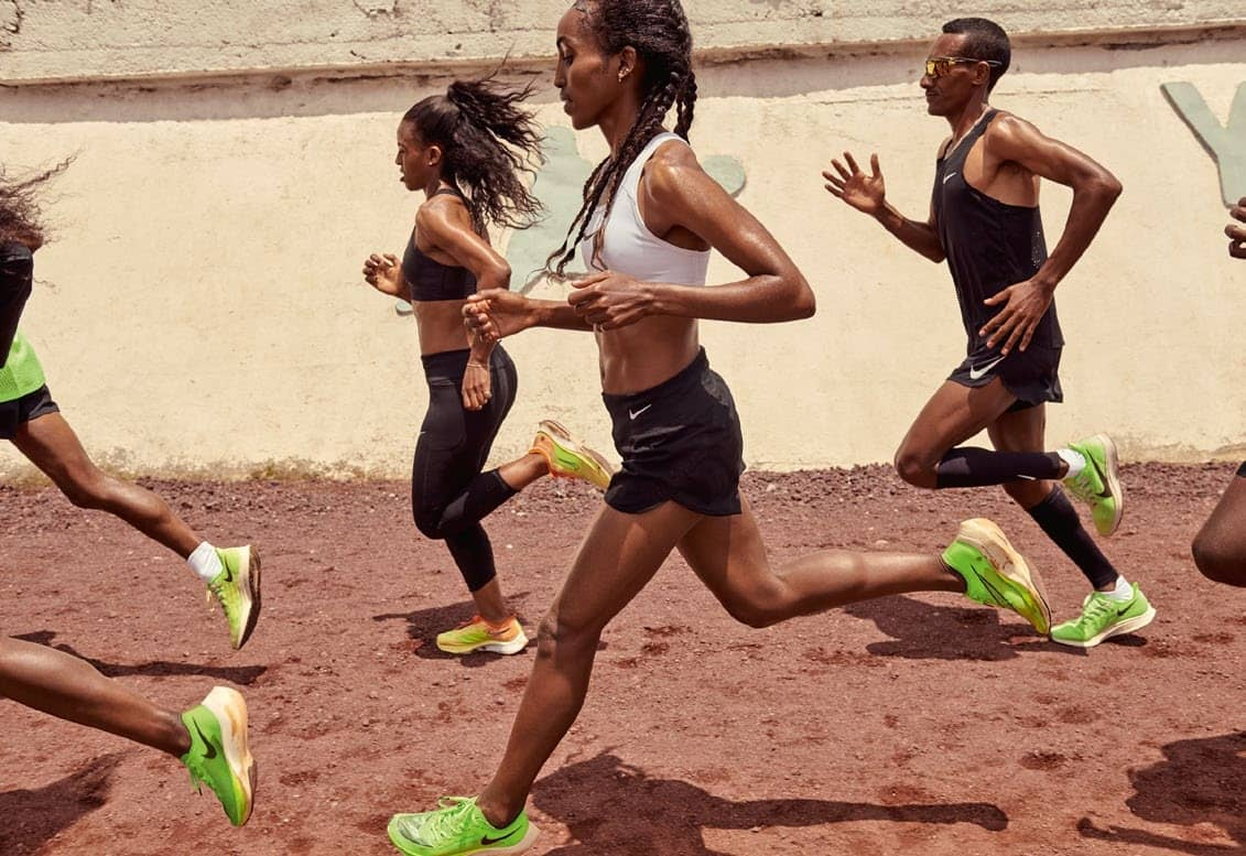 Pan-African Fashion Featuring Nike And The Women Of Speed