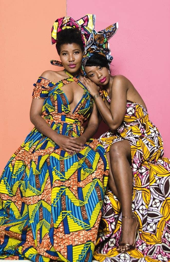 Pan-African Fashion - Featuring Founder Of Ri.Ch Factory, Rina Chunga-Kutama