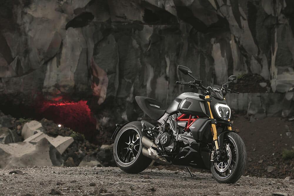 Ducati Diavel 1260 s Road Test Wicked Is Wonderful