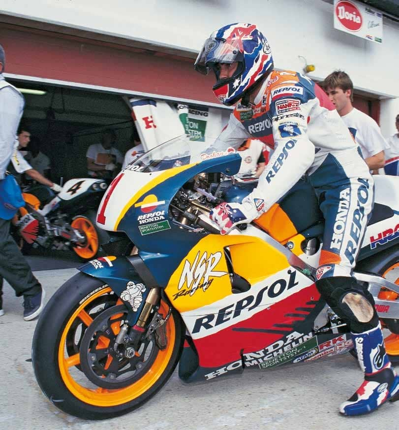 Mick Doohan - The Unstoppable Aussie