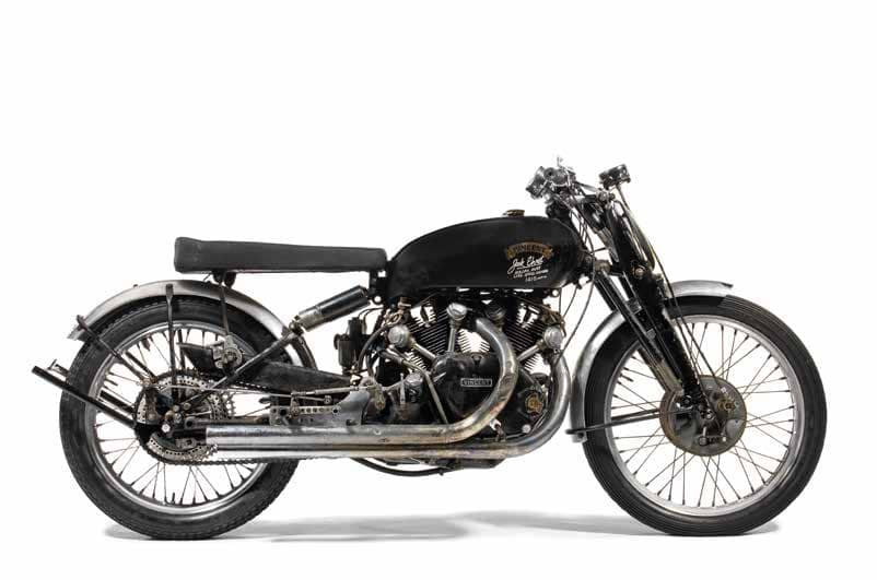 Gone But Not Forgotten - Part 1 The Vincent