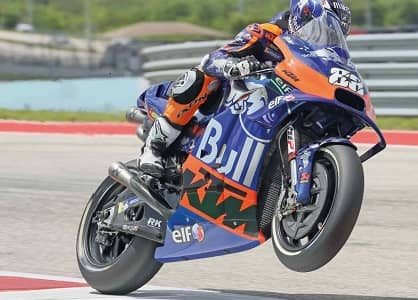THE MOTOGP ROUND-UP -23 AUGUST - AUSTRIA TWO :HOW MAD CAN IT GET?