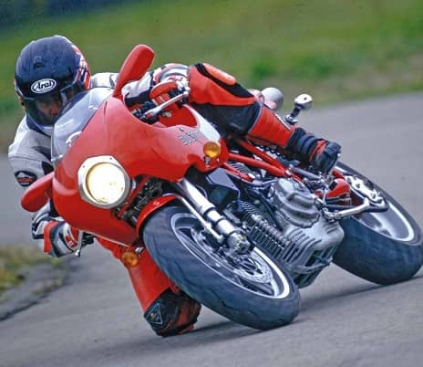 DUCATI MH900E -FORM MATCHED BY FUNCTION