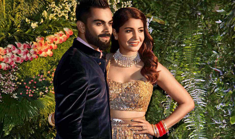 Behind The Scenes: Anushka-Virat Wedding