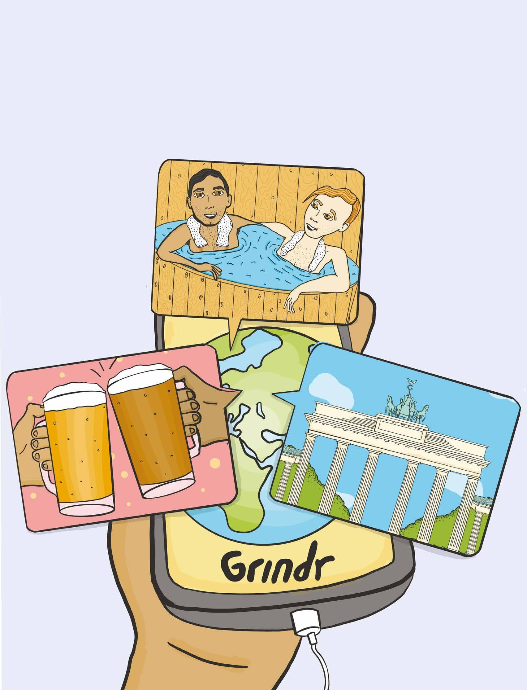 The Grindr Guidebook