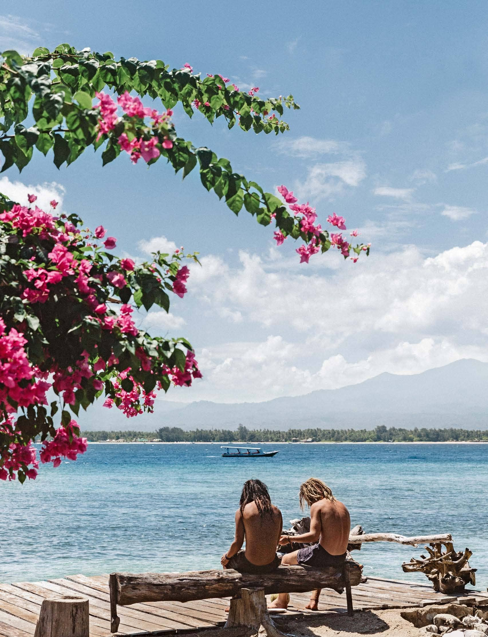 Gili Islands In Indonesia Is Perfect For Beach Bums And Headonists