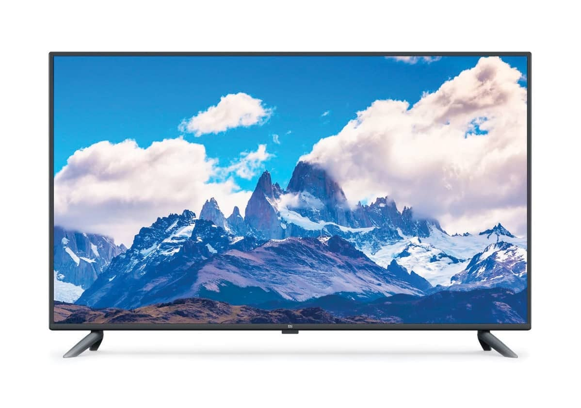 A Fully Loaded TV