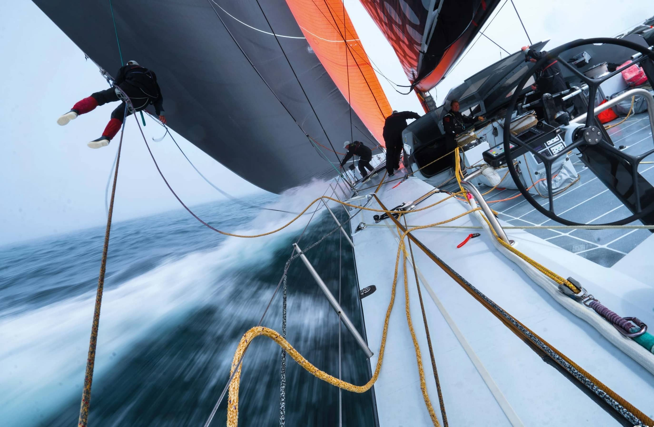 The Future Of Yacht Racing