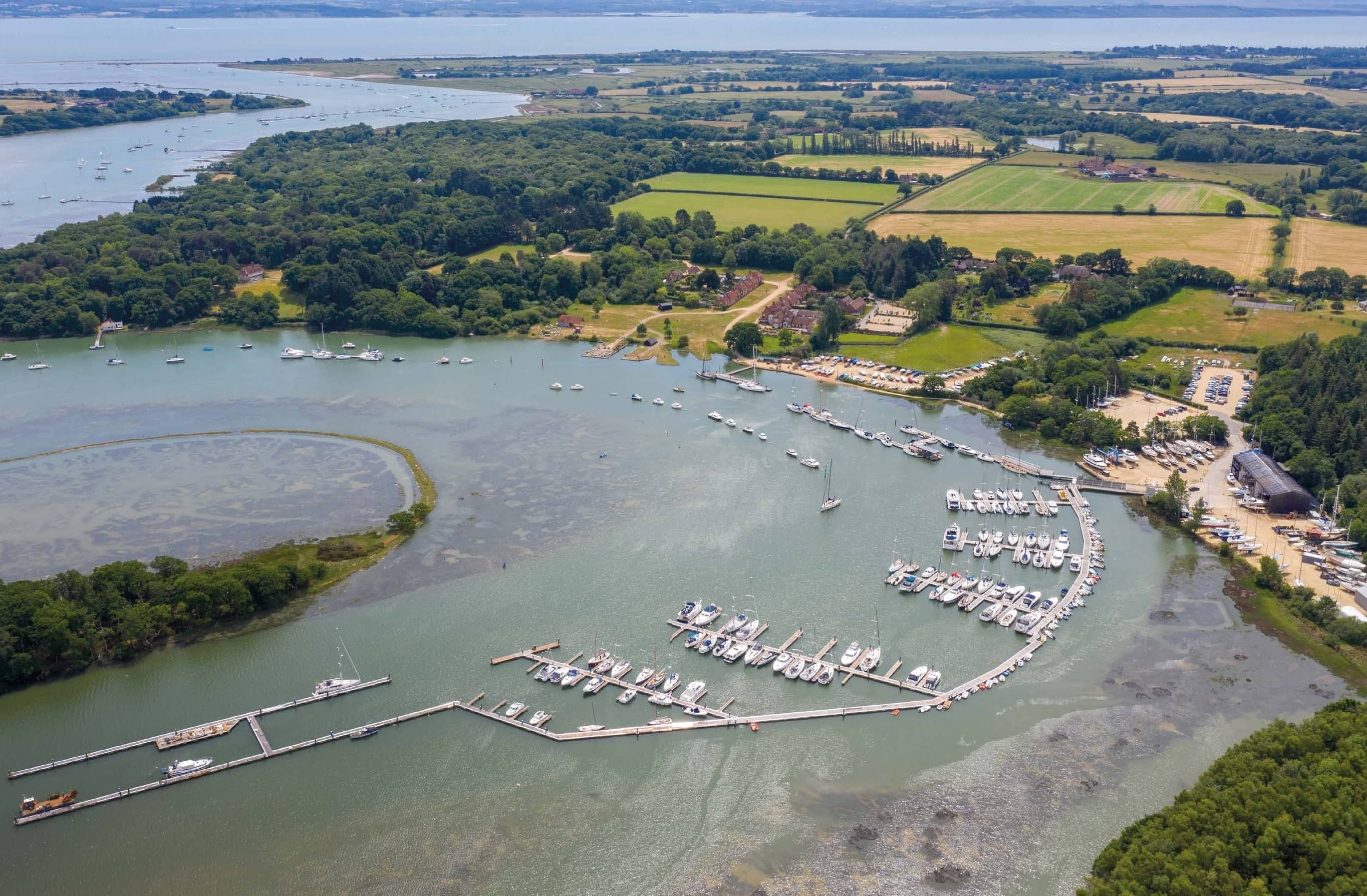 BUCKLER'S HARD YACHT HARBOUR