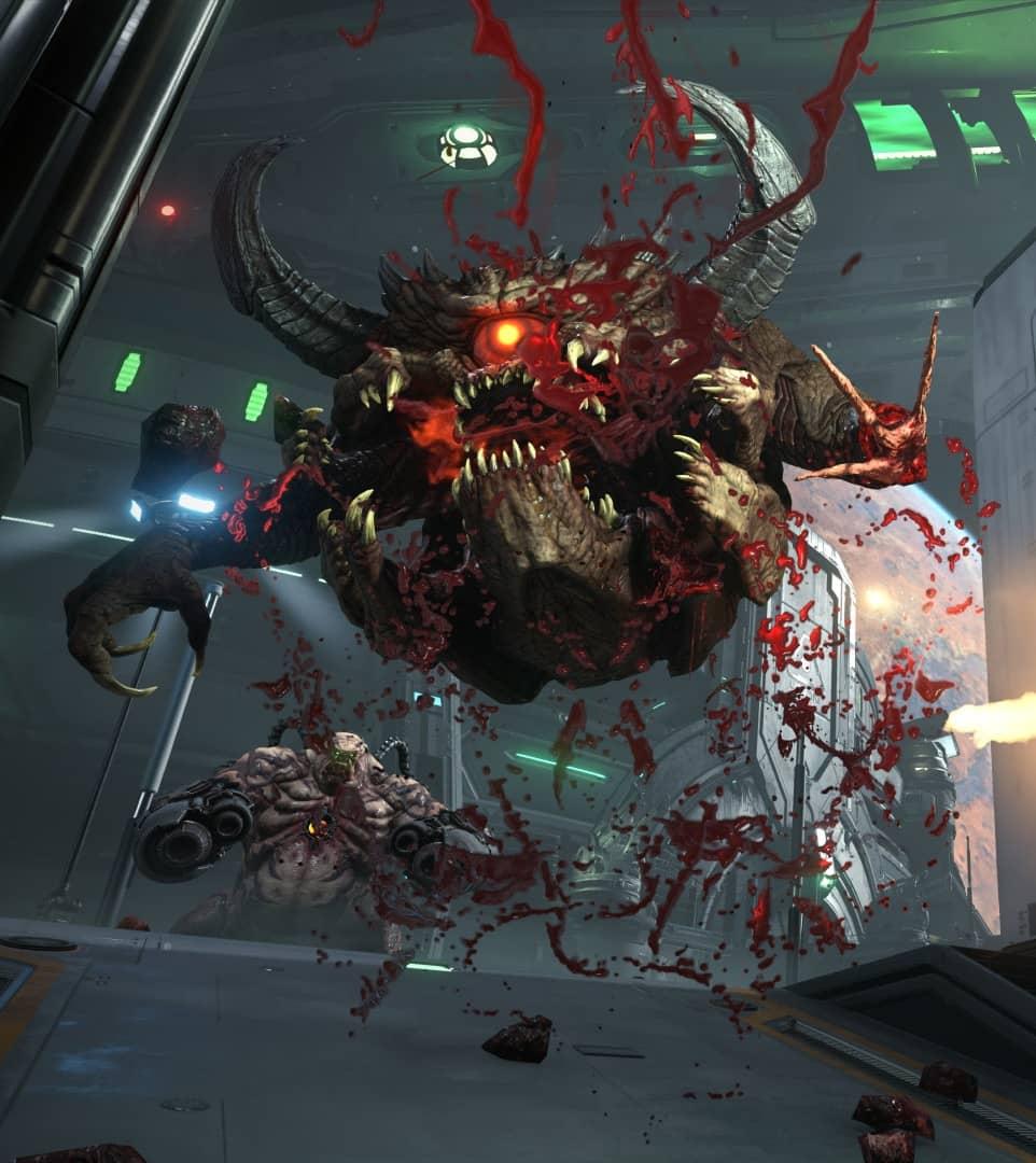 Doom Eternal Gamescom Preview