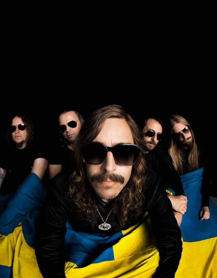 Opeth: Guitarist Fredrik Akesson Hints At Brave New Album