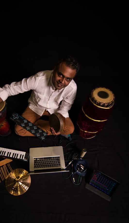 Artist of the Month: VIVEICK RAJAGOPALAN