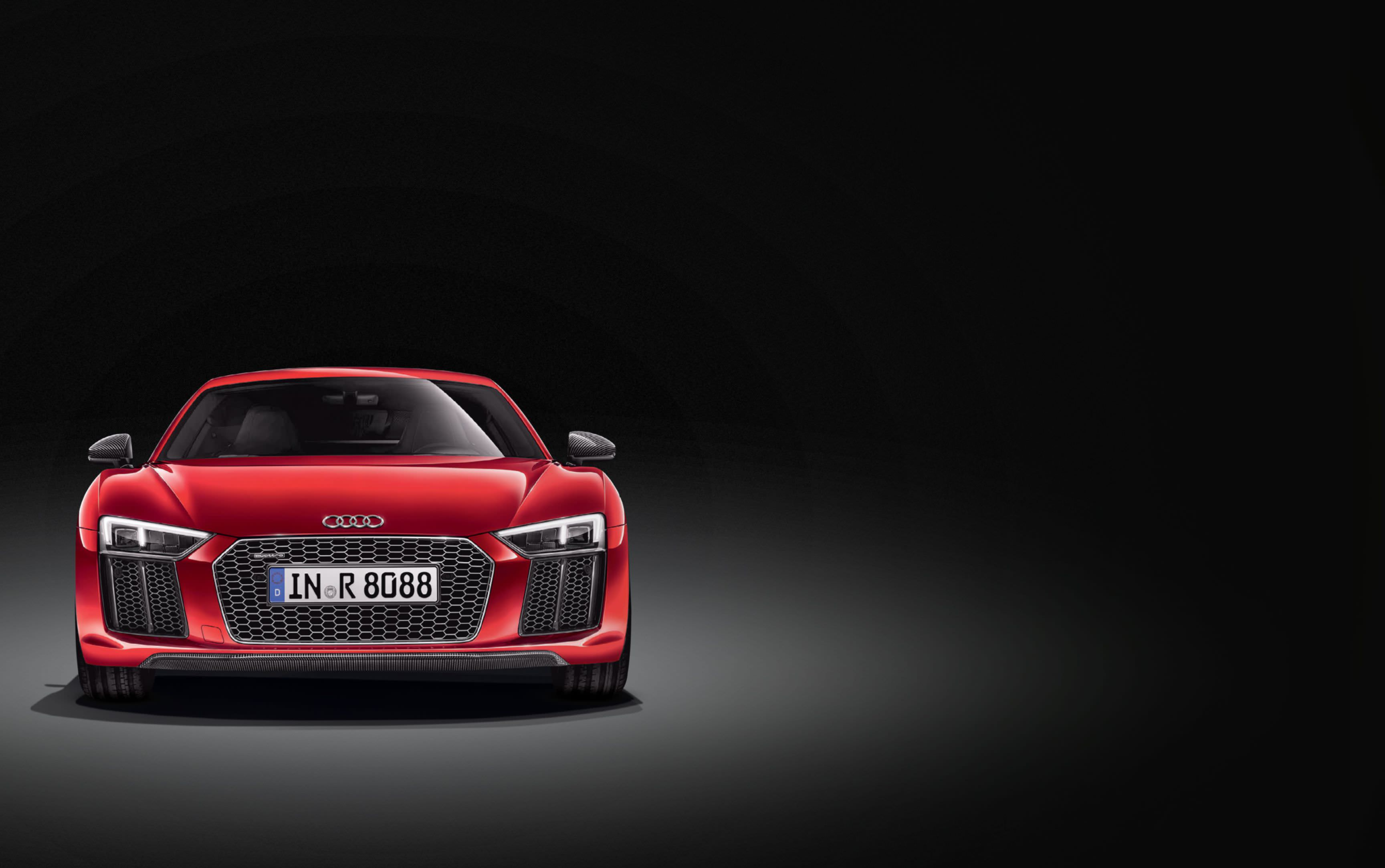 The Fastest Production Audi Ever: New Audi R8