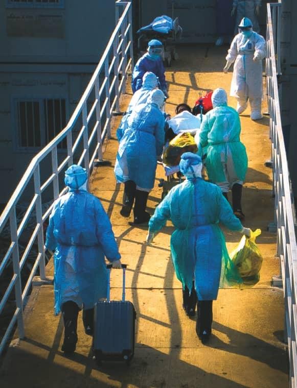 China Mobilizes Resources To Fight Coronavirus