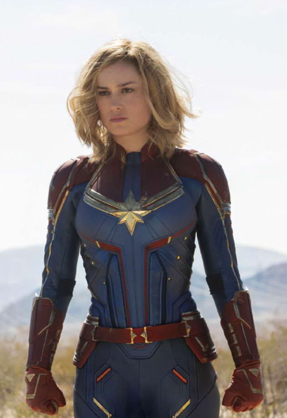 Are You Ready To Welcome Captain Marvel!