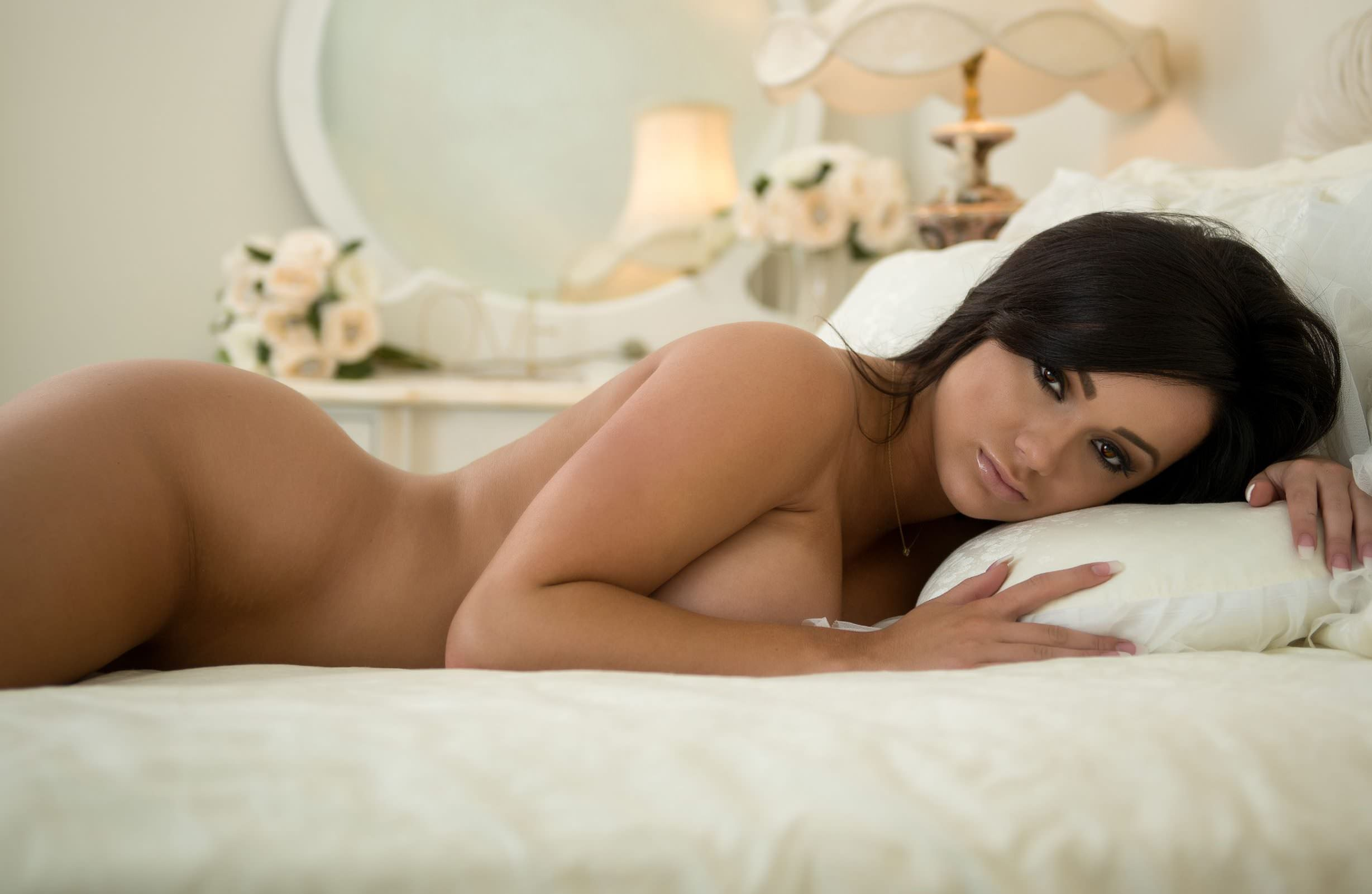 Erica Campbell Nude Collage Photo
