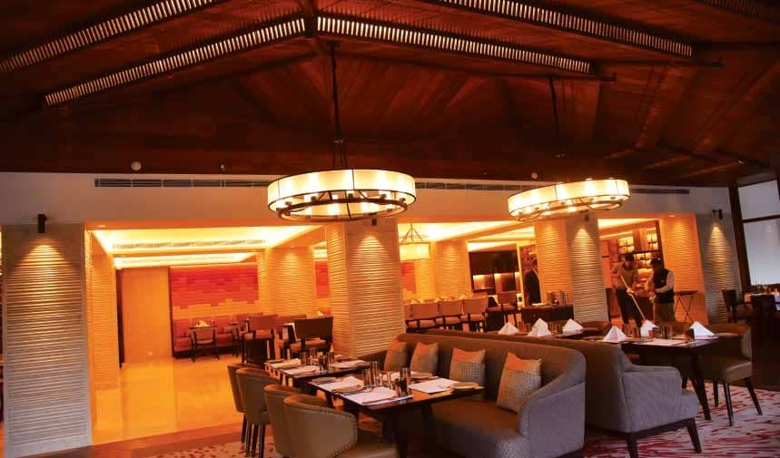 Blissful Dining At The All New Spice Room, Hotel Yak & Yeti