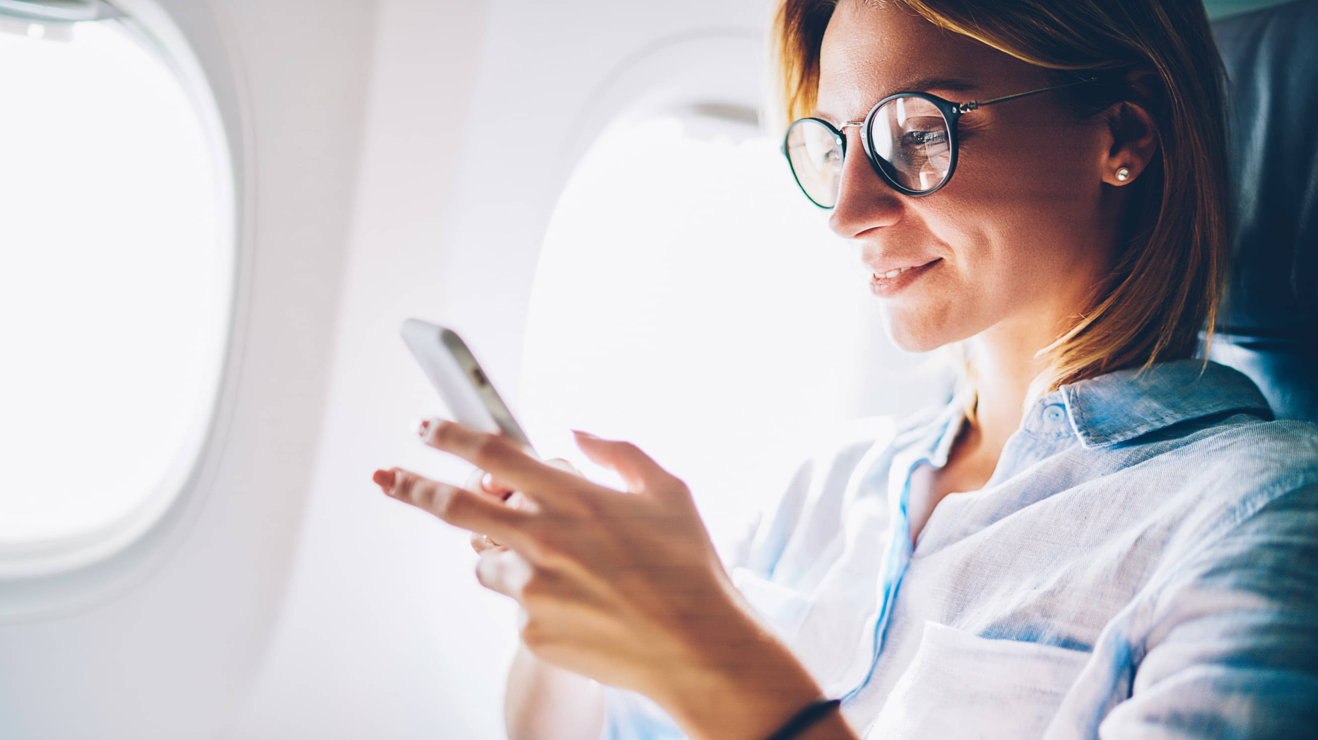 Figuring Out In-Flight Wi-Fi