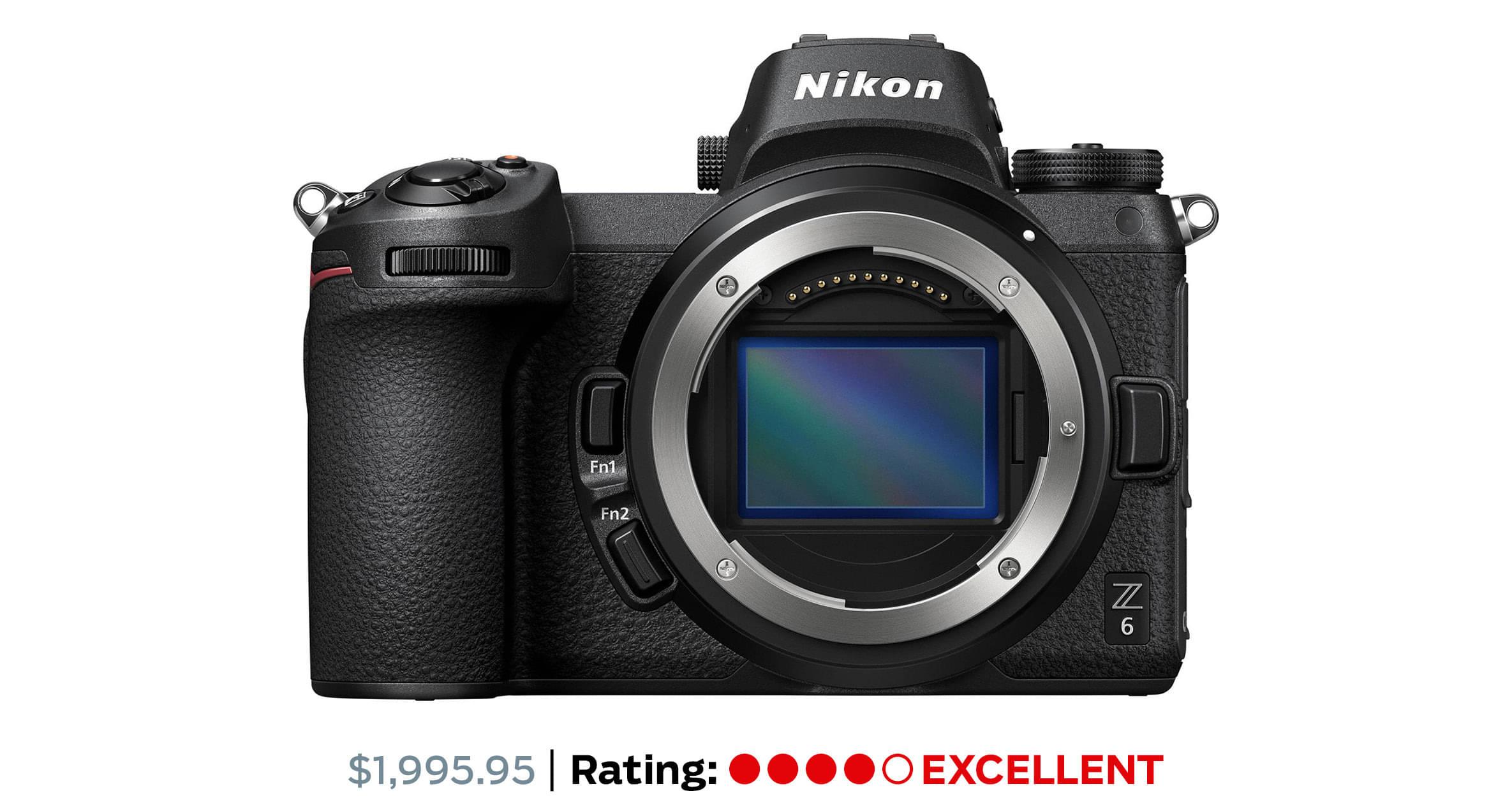 Nikon Z6: A Strong Debut