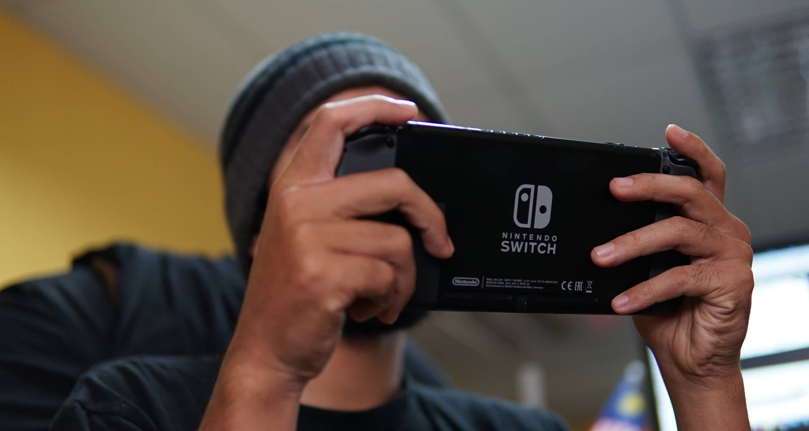 Gamer Builds His Own Nintendo Switch for $199