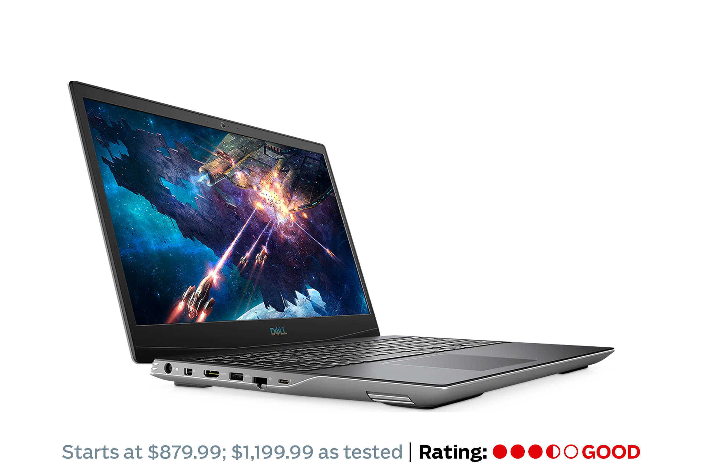 Dell G5 15 SE (2020): A Solid Budget Offering