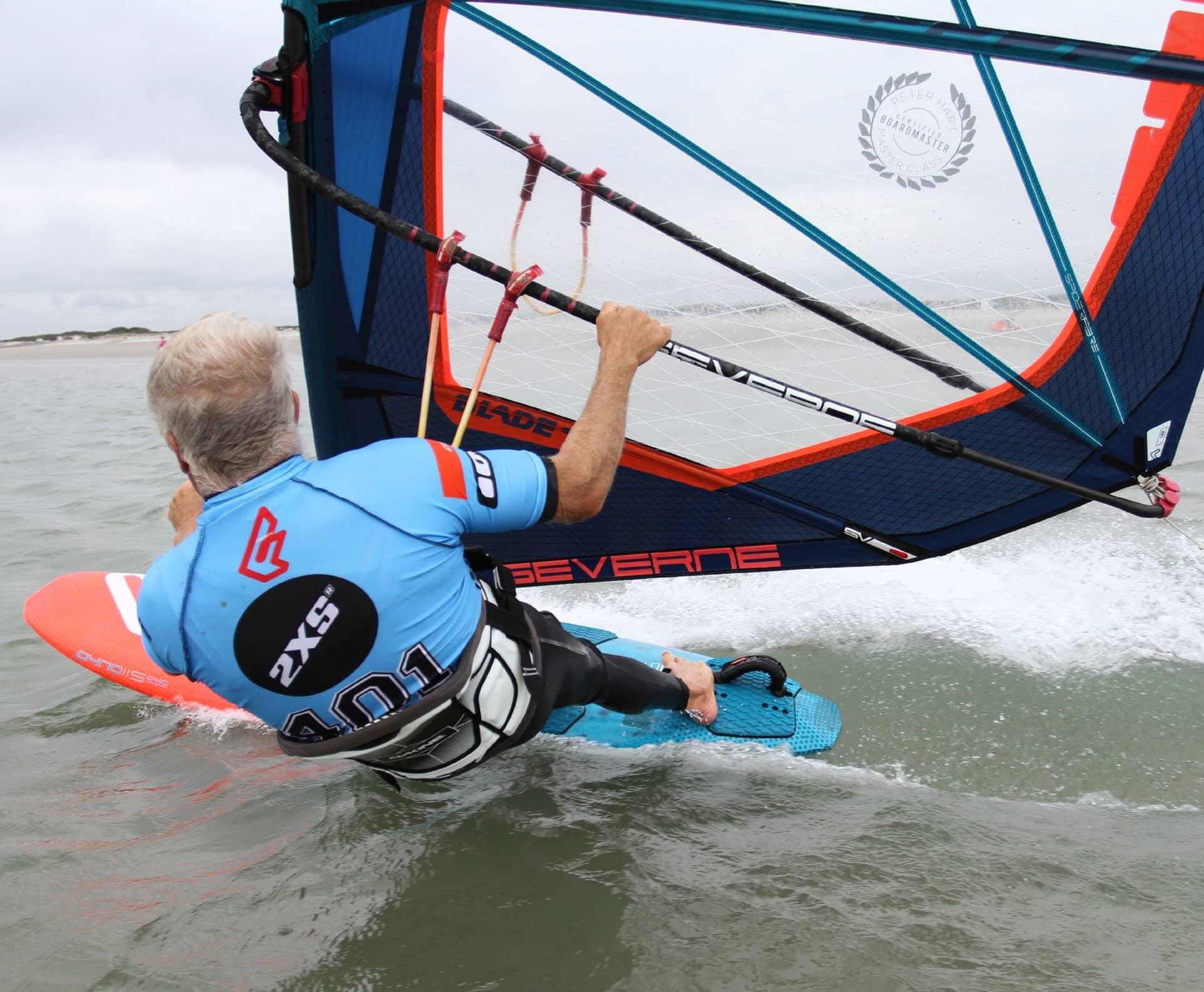 Peter Hart Masterclass - Staying Upwind-the Ultimate Balancing Act