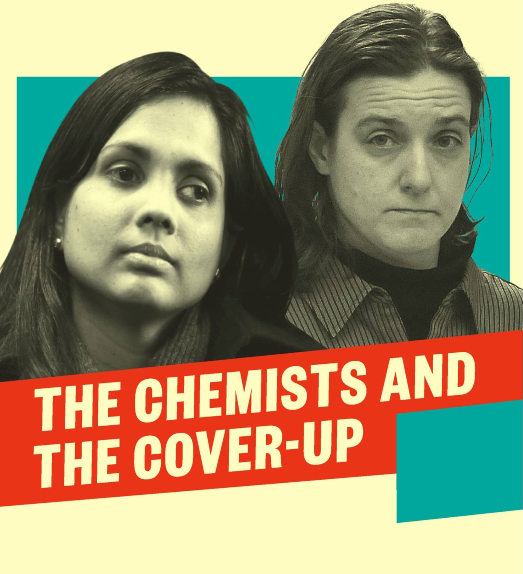 The Chemists And The Cover-Up