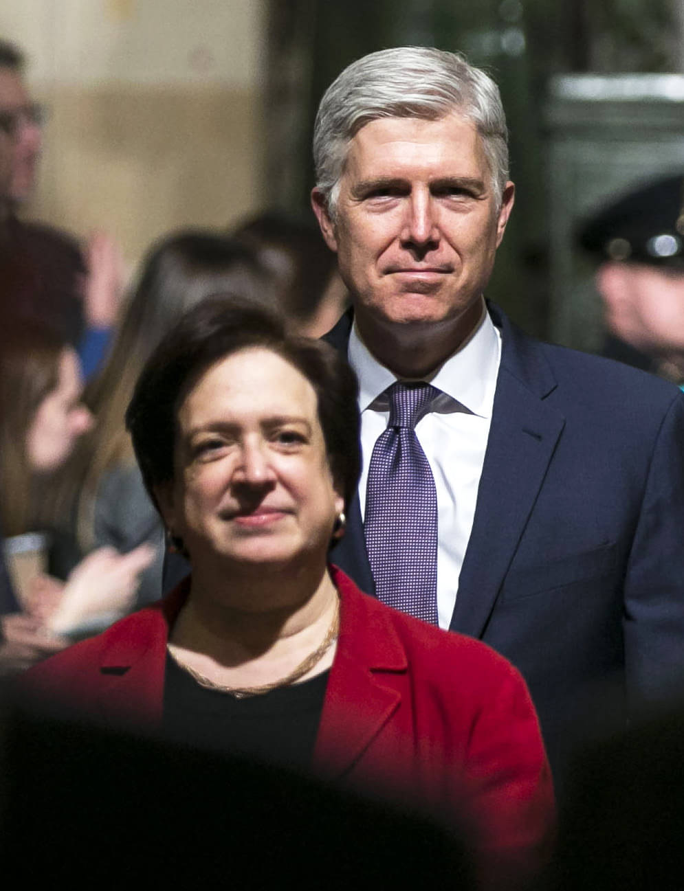 Kagan And Gorsuch Clash Over Judicial Deference To The Administrative State