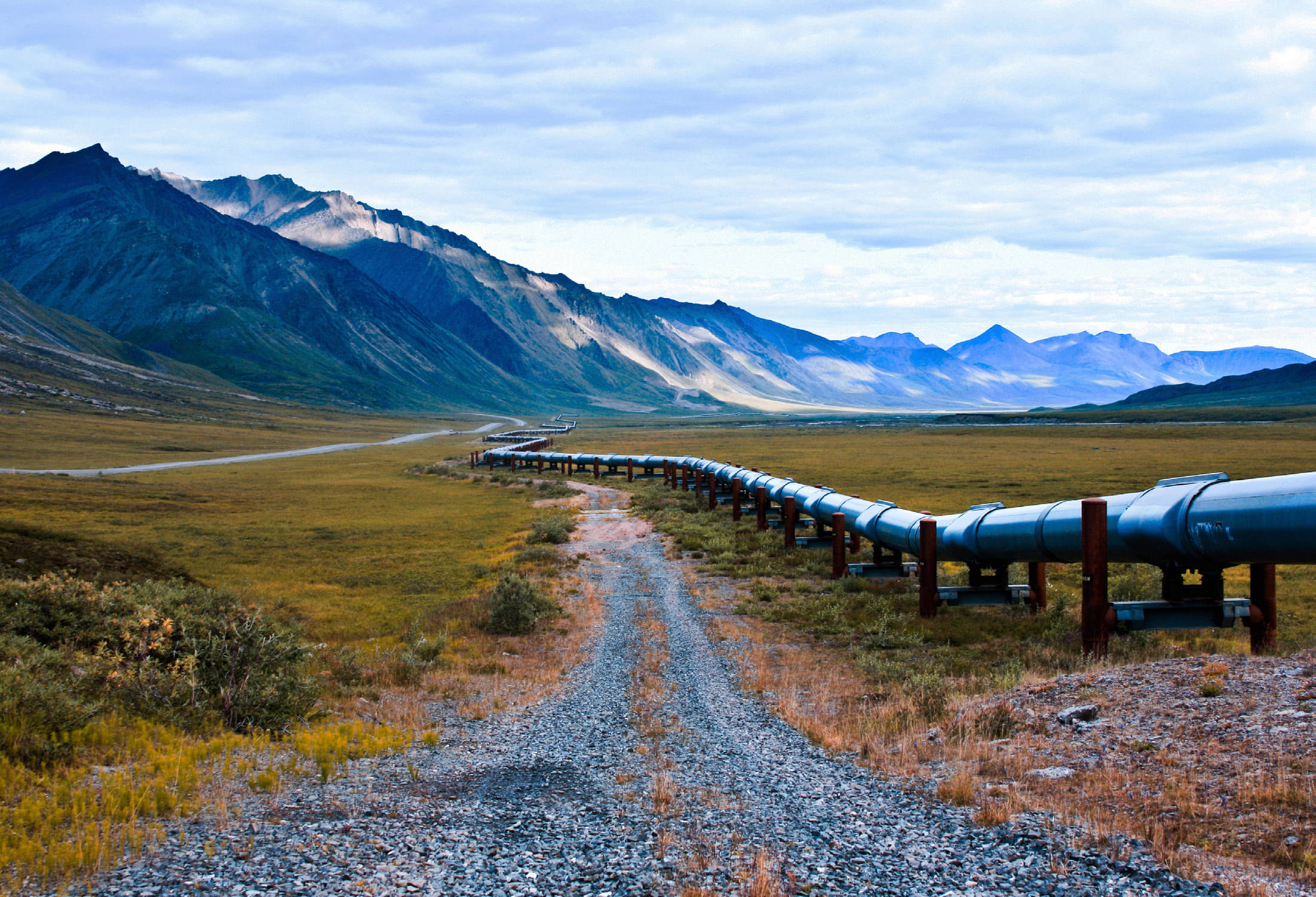 Why Alaskans Can't Get Alaskan Natural Gas