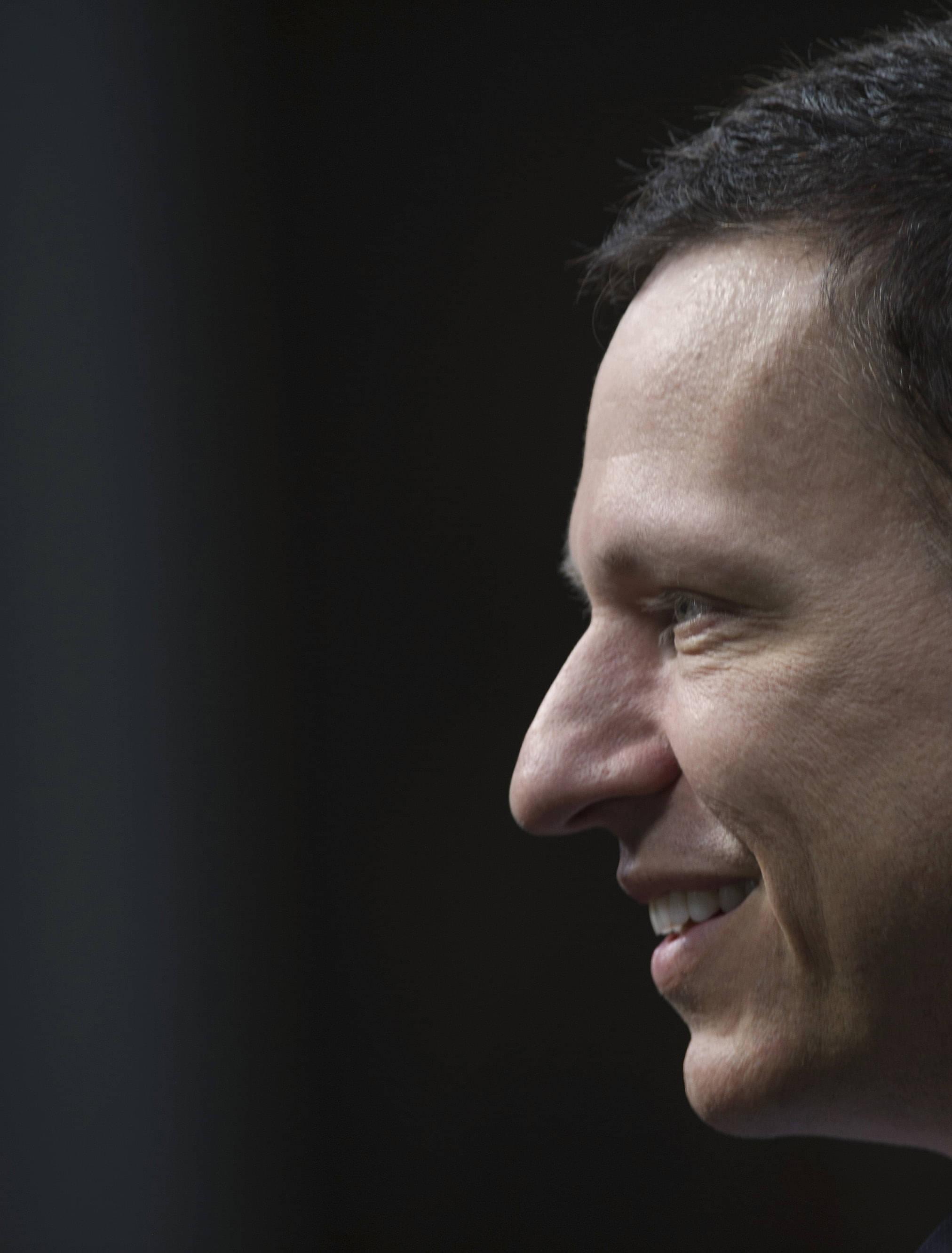Wait, Wasn't Peter Thiel a Libertarian?