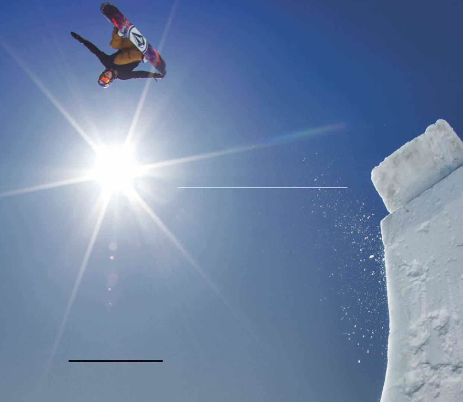 Anatomy Of An Athlete: The Snowboarder