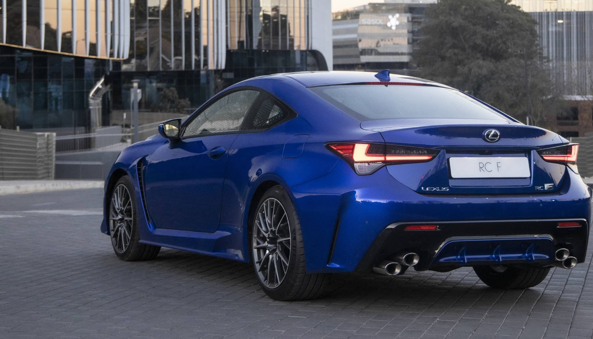 Lexus RC F The Sheep In Wolf's Clothing