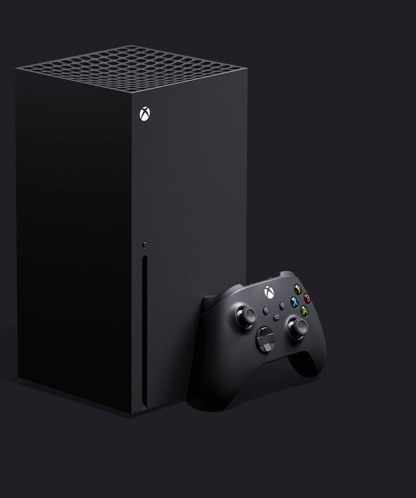 XBOX SERIES X - THE FUTURE OF GAMING