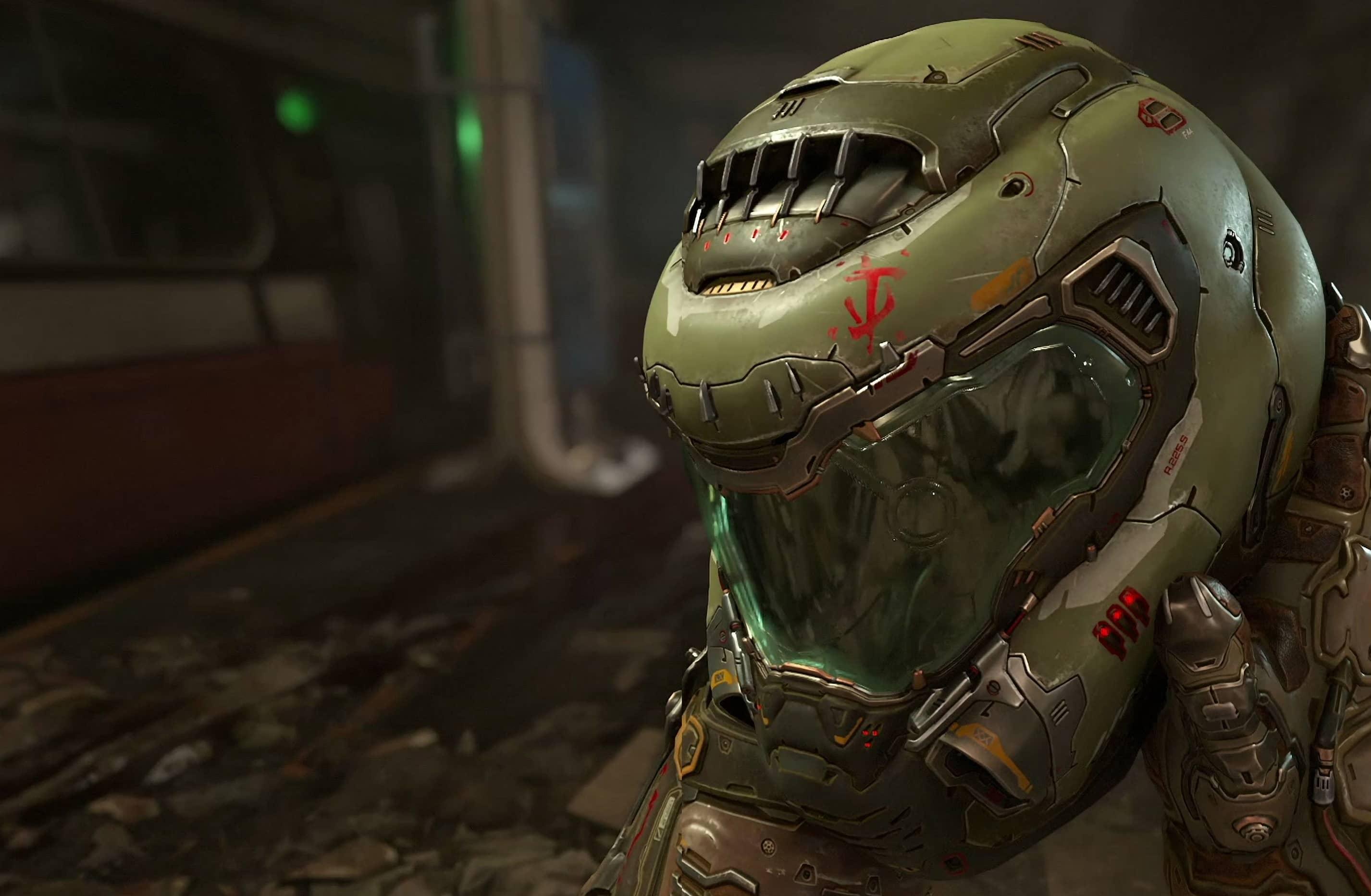 Explore The New Doom Game
