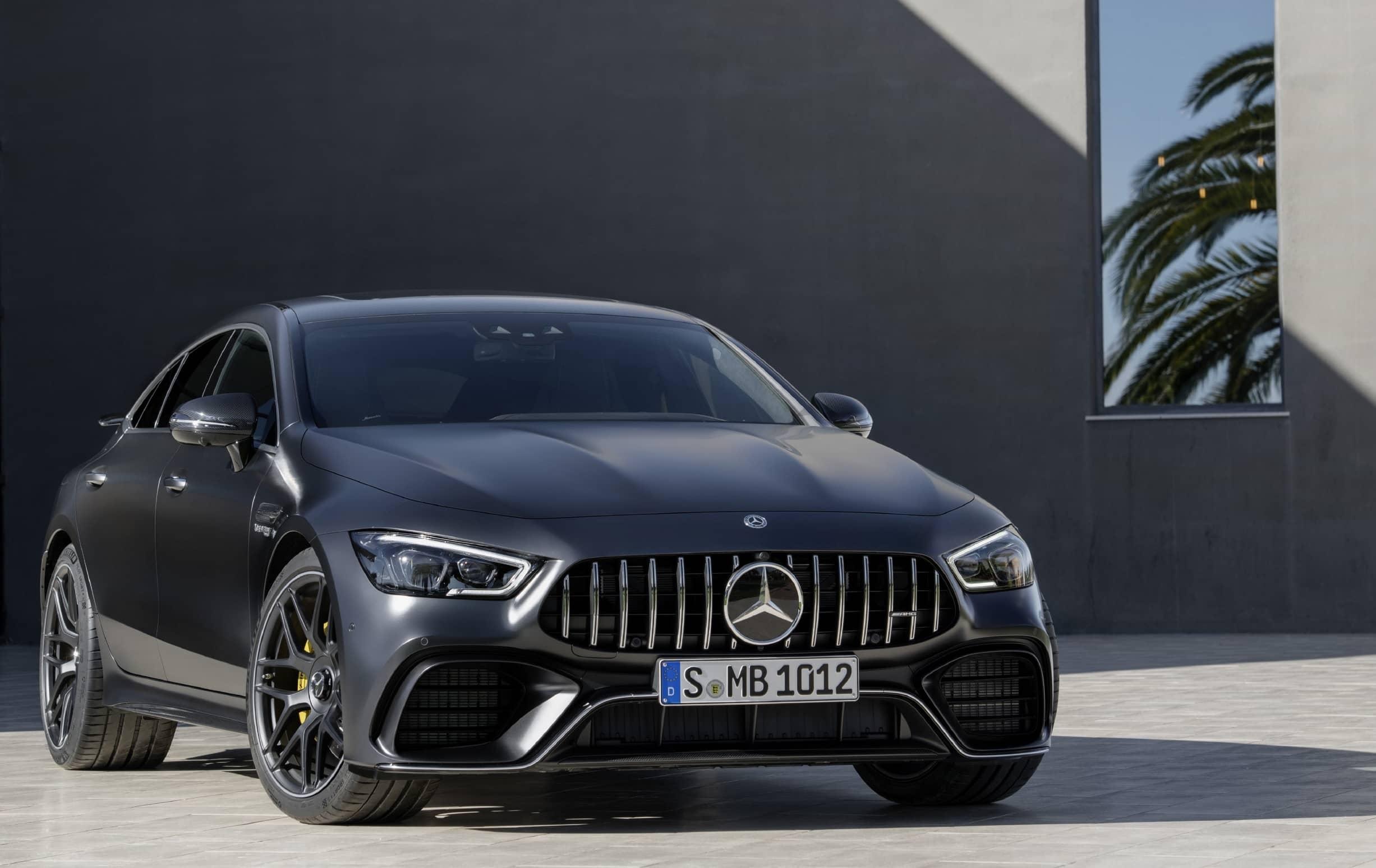 Mercedes - AMG GT 63 S-Door