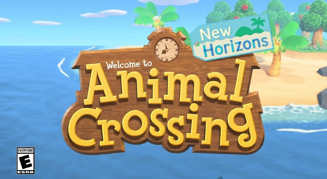 Welcome to Animal Crossing -  New Horizons
