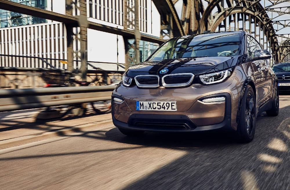 More Battery Muscle For New BMW I3