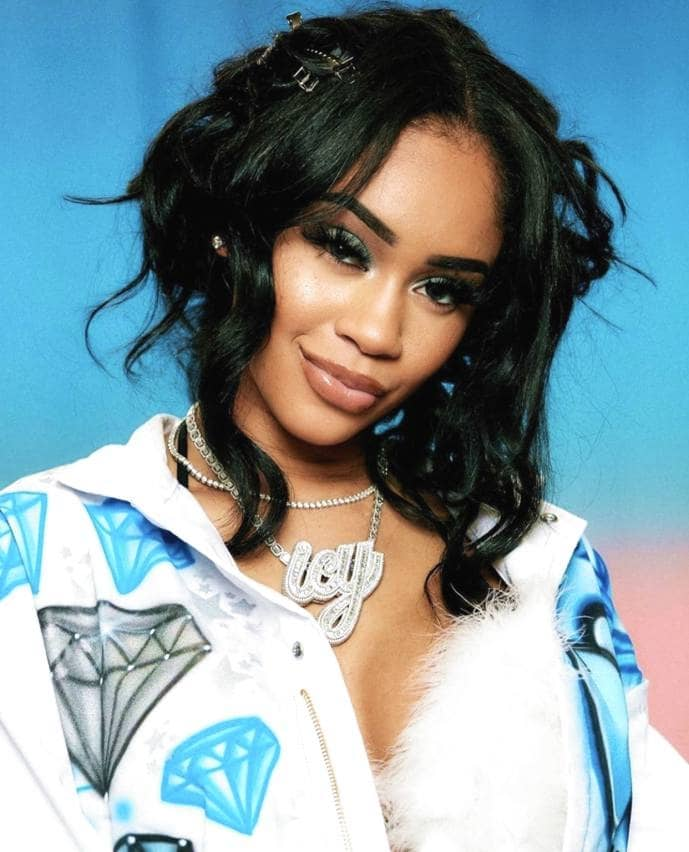 """The """"ICY Girl"""" Saweetie Spills All Her Fashion & Fitness Secrets"""