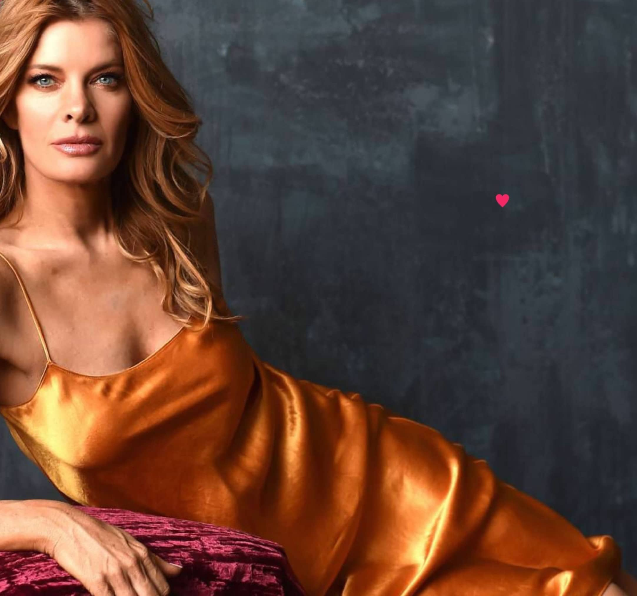 Actress Michelle Stafford On Taking Care of Yourself Inside Out