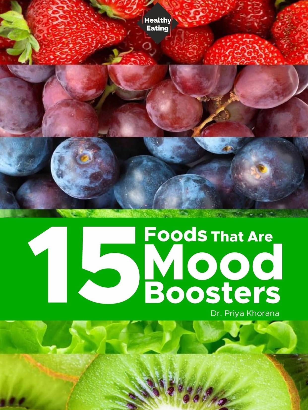 15 Foods That Are Mood Boosters